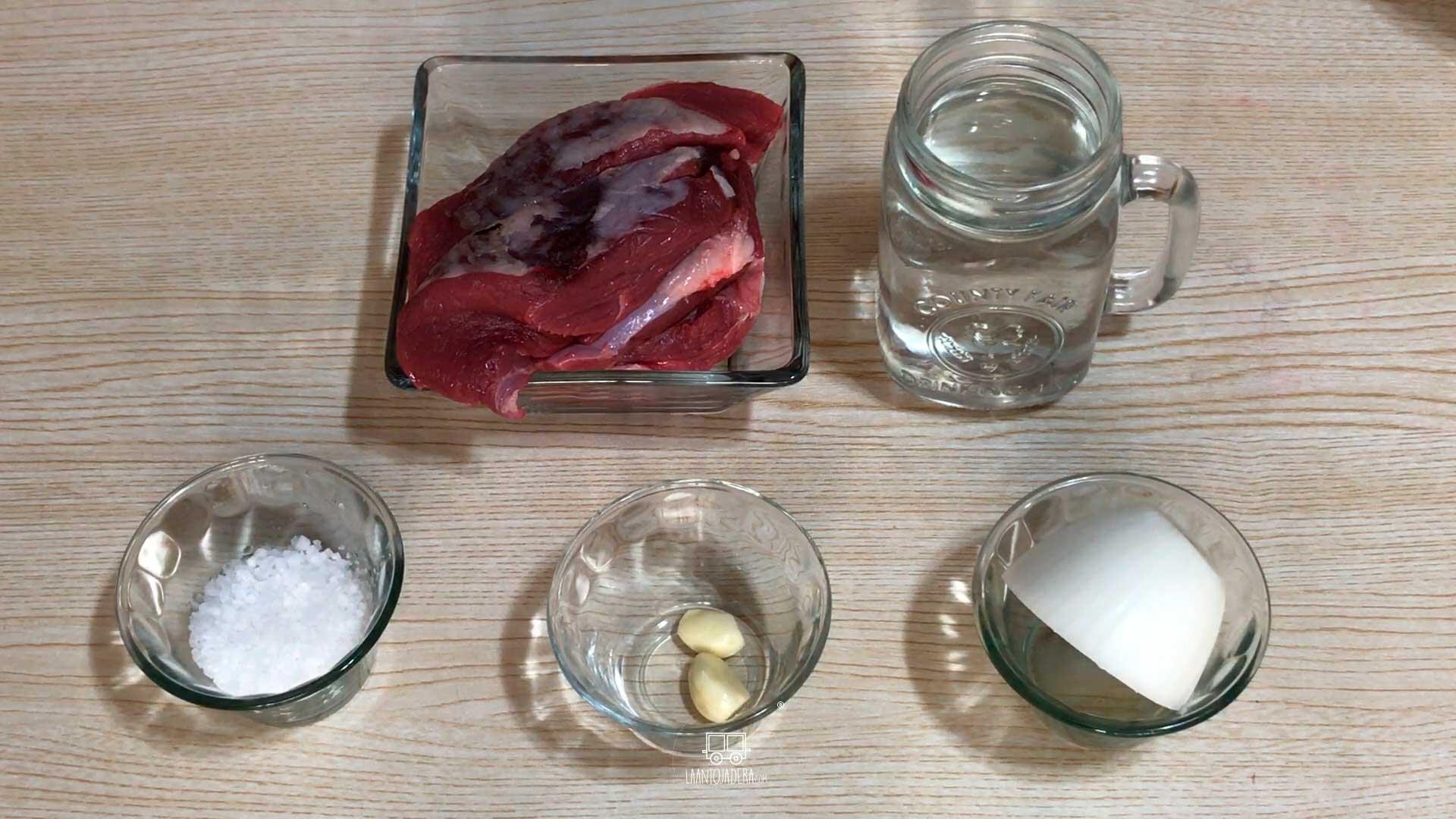 La Antojadera | Cocer Carne de Res