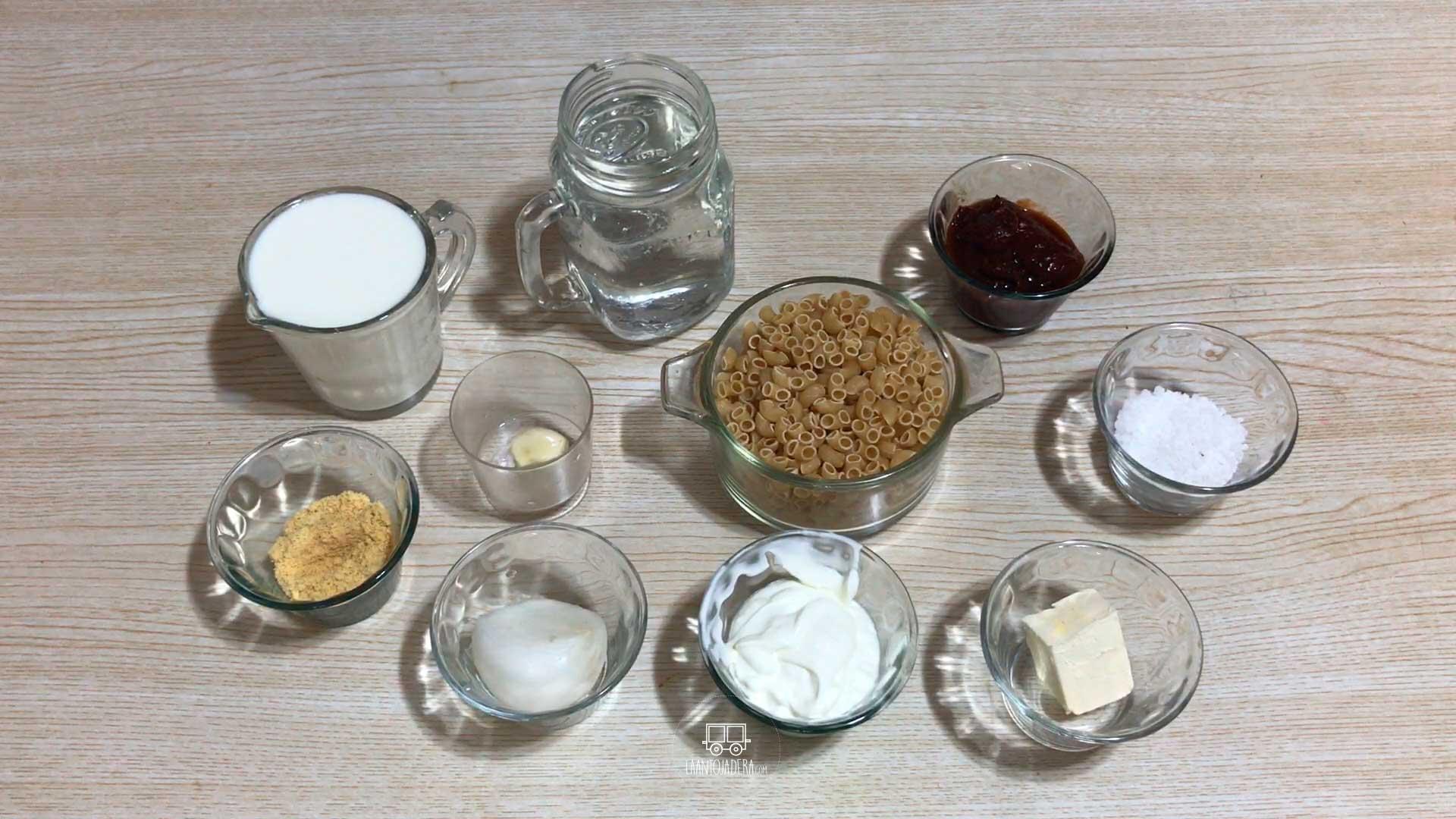 La Antojadera | Sopa de Coditos con Crema al Chipotle