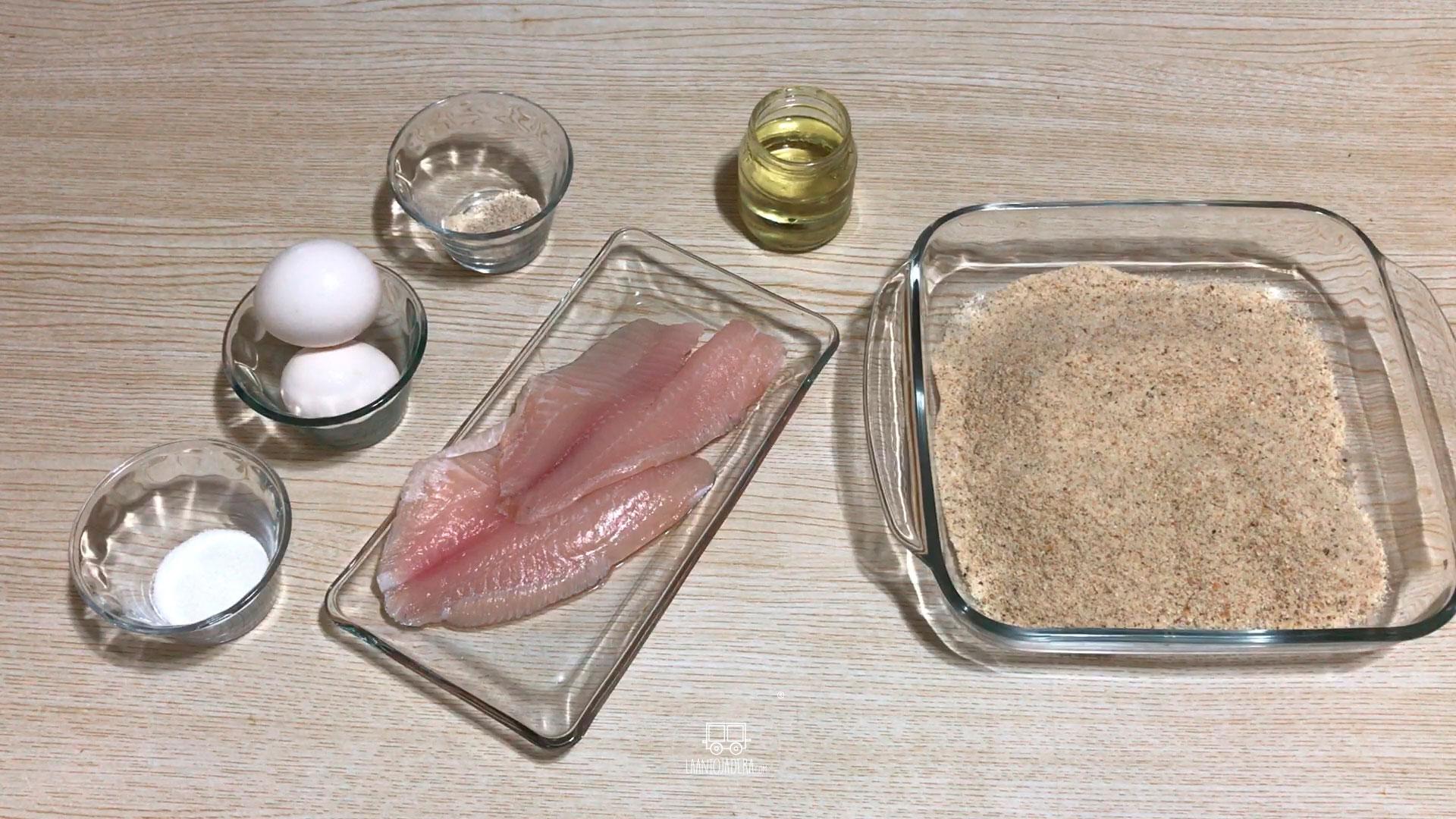 La Antojadera | Filete de Pescado Empanizado