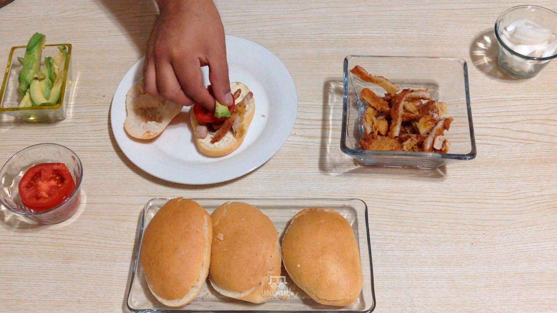 La Antojadera | Tortitas de Milanesa