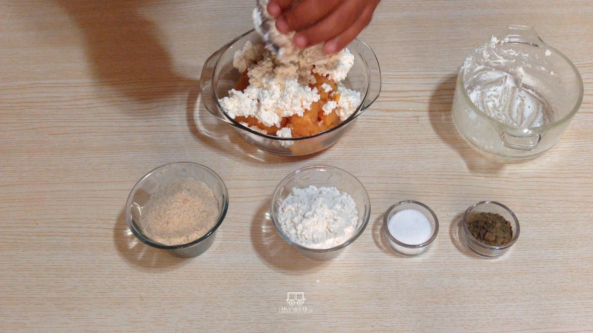 La Antojadera | Nuggets de Pollo con Queso Doble Crema
