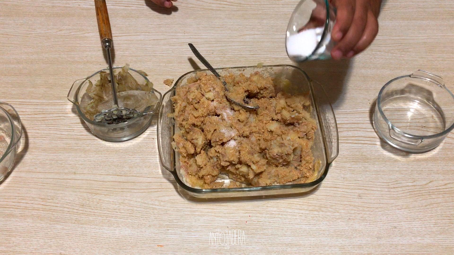 La Antojadera | Tortitas de Atún