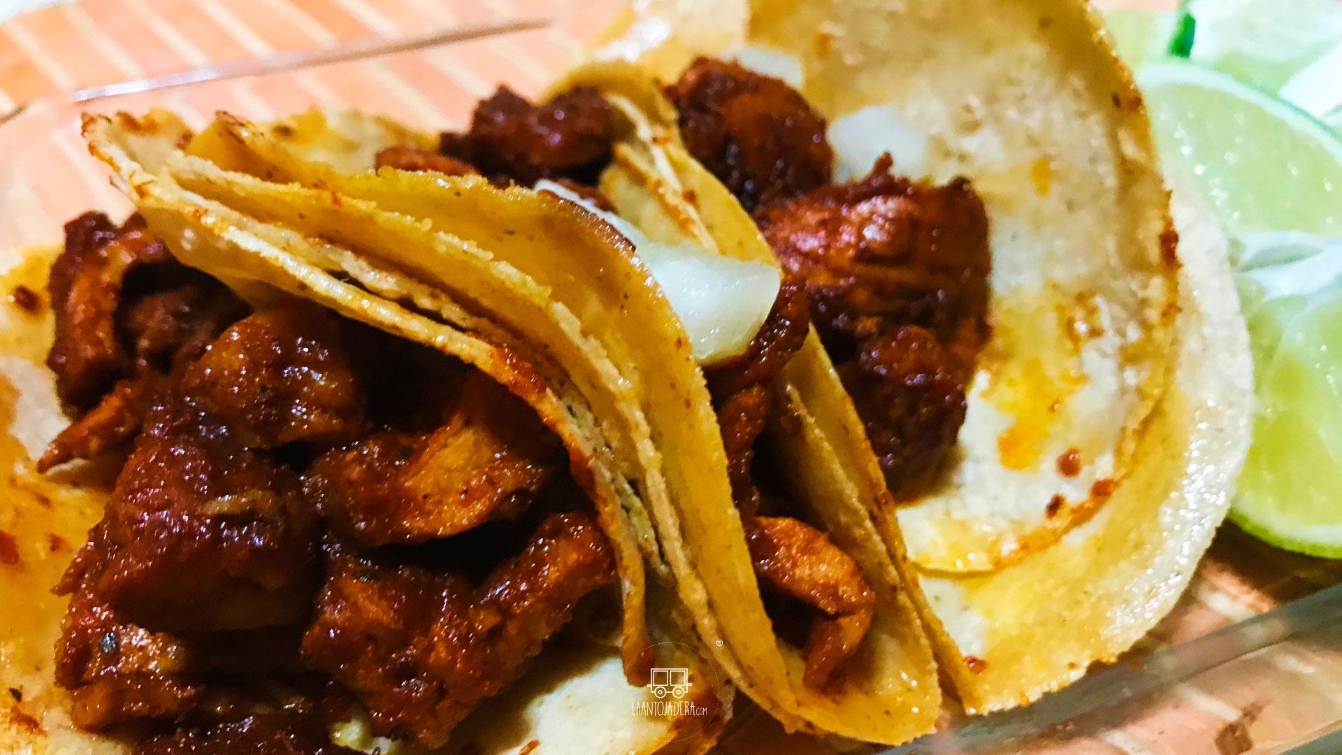 La Antojadera | Tacos al Pastor