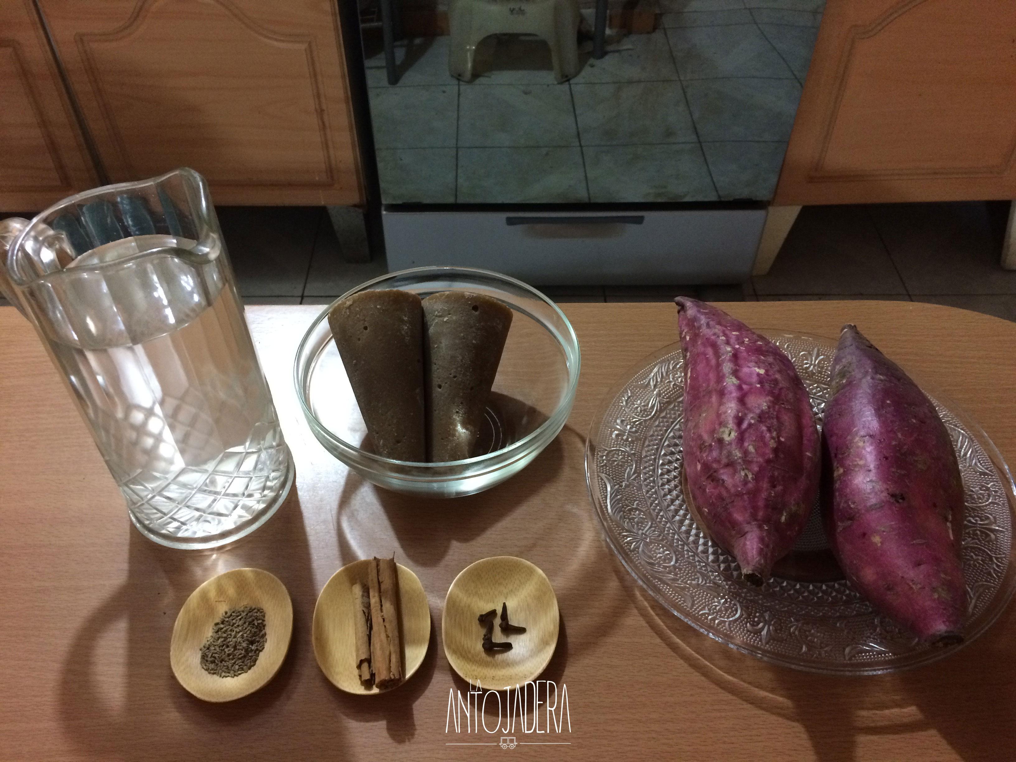 La Antojadera | Camote en Dulce