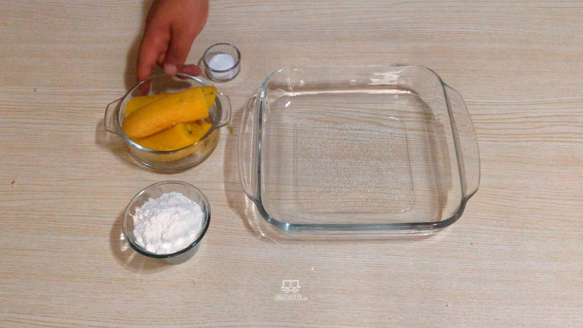 La Antojadera | Empanadas de Plátano Macho