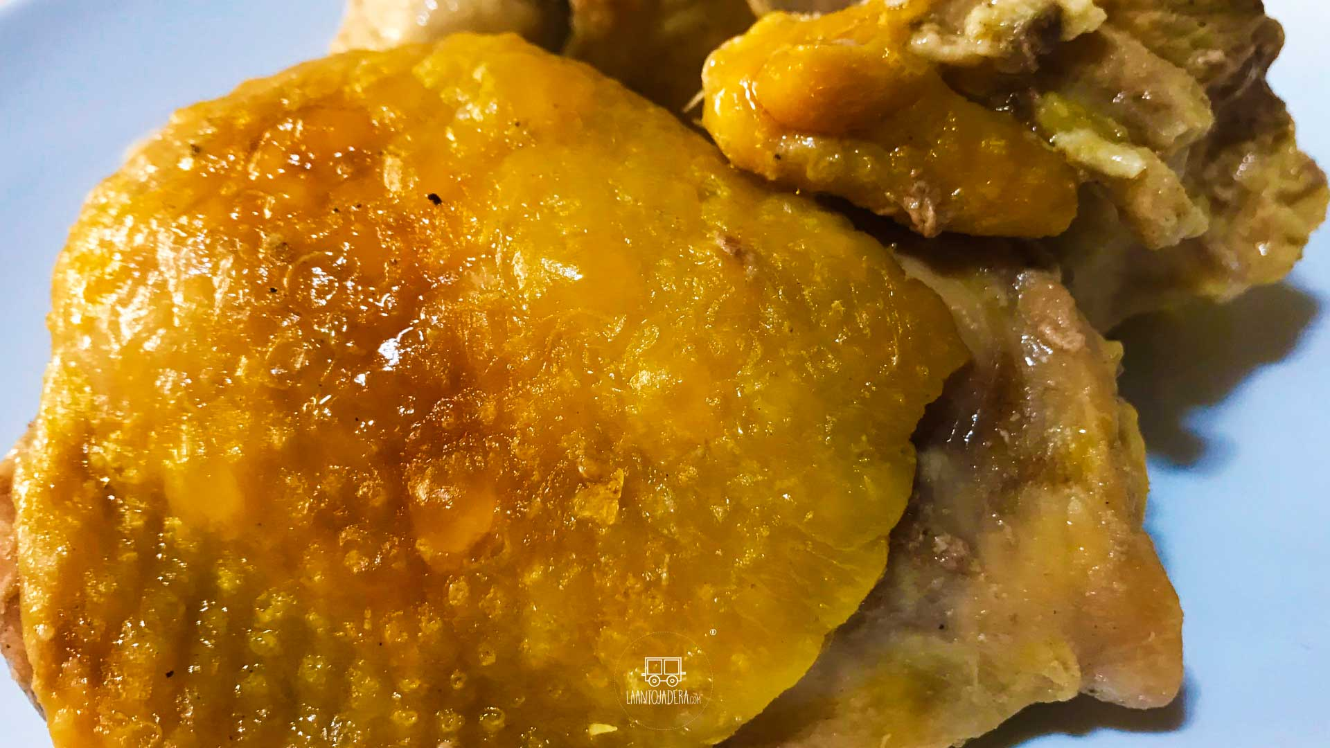 La Antojadera | Pollo al Ajillo